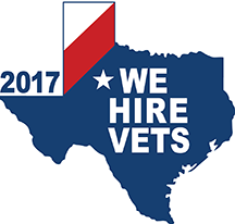We hire vets.